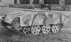 German remote control vehicle, Springer