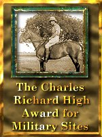 The Charles Richard High Award for Military Sites