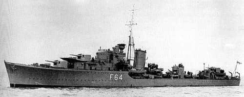 HMS KINGSTON